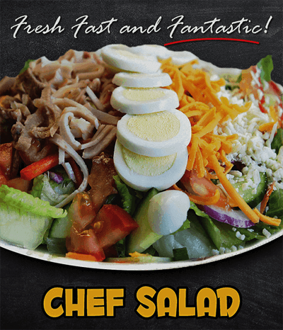 Our Chef's Salad